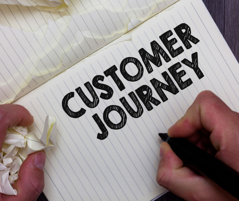 Customer Journey - Webinar